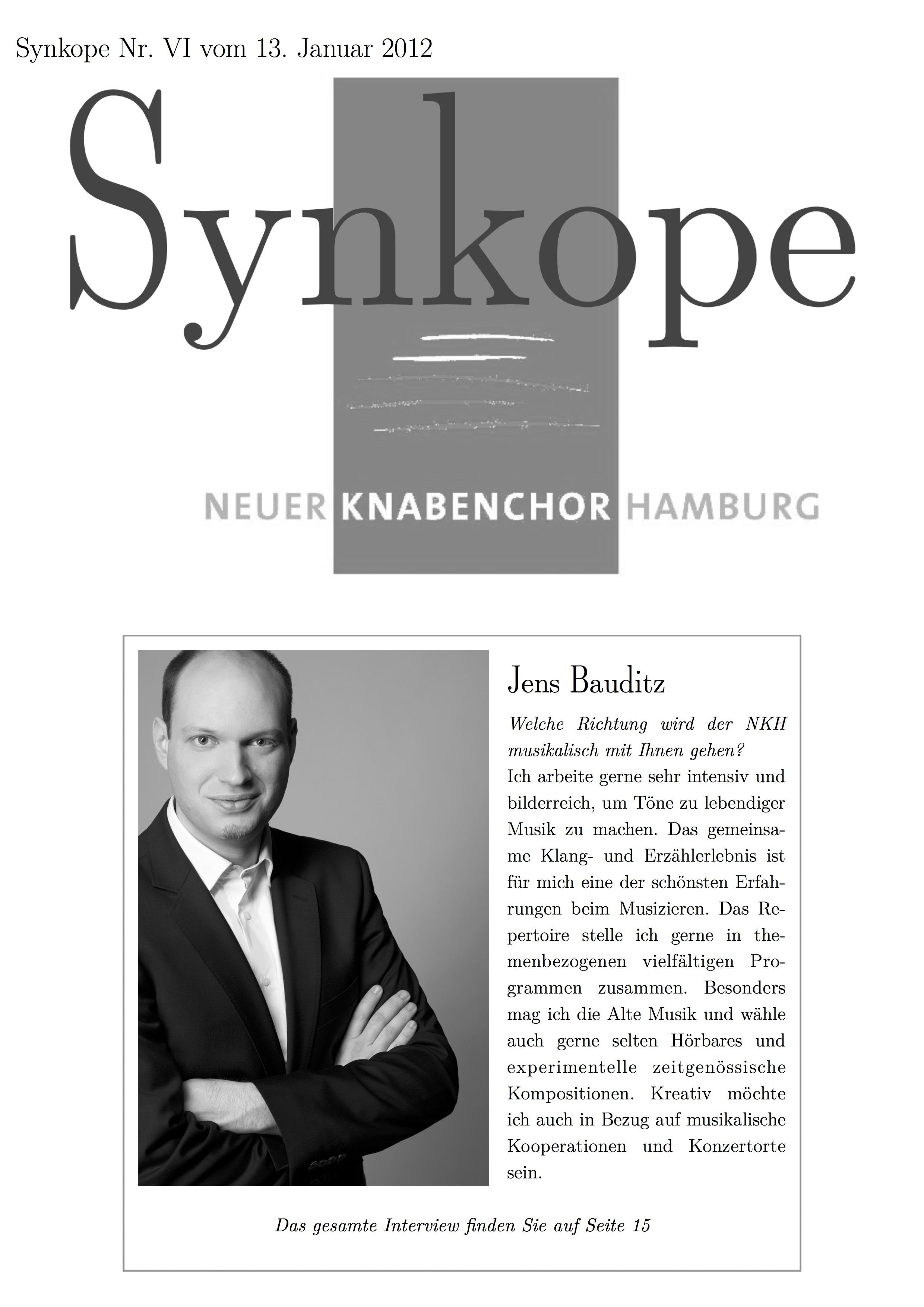 Deckblatt Synkope 6 - Kopie