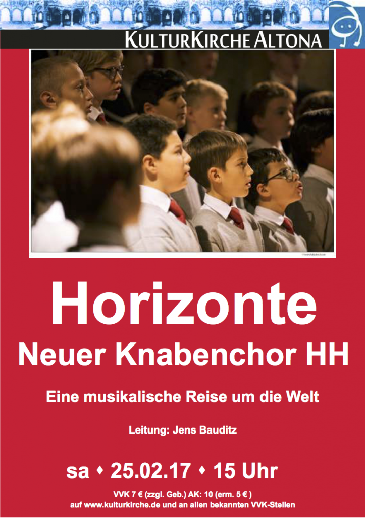 Neuer Knabenchor Hamburg am 25.02.17 in Kulturkirche Altona copy
